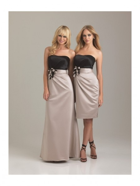 hot-sell-satin-strapless-neckline-wedding-bridesmaid-dresses-with-two-tone-bow-ab1281