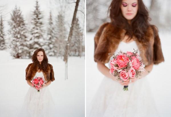 winter bridesmaid dress colours