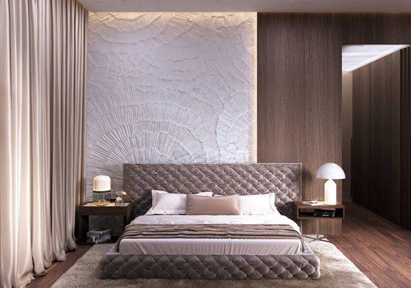 Incredible Feminine Master Bedroom