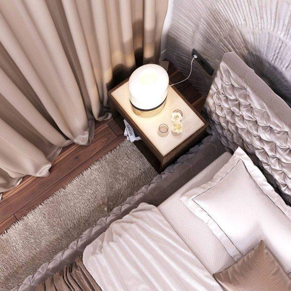 Luxurious Master Bedroom Suite
