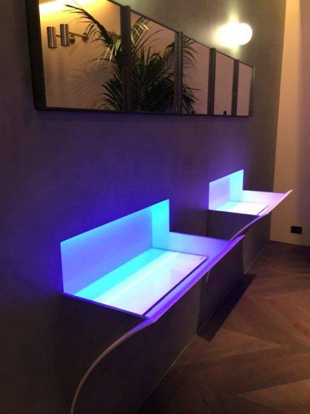 Pick minimalist bathroom style