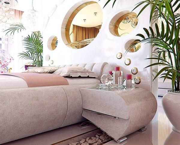 Pink bedroom inspiration