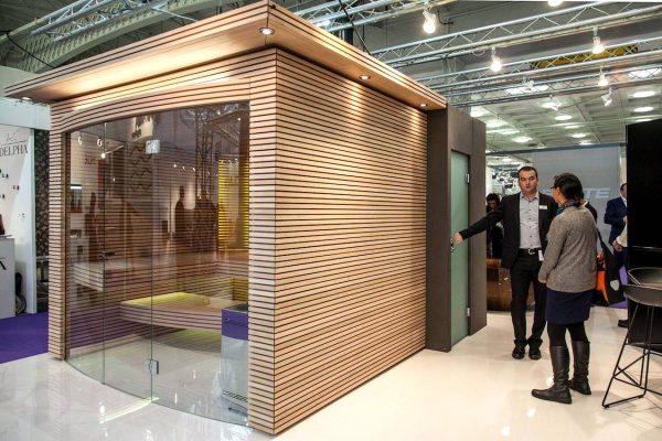 Sauna bathroom Design