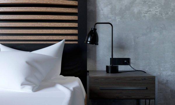 Side Table Lighting Master Bedroom