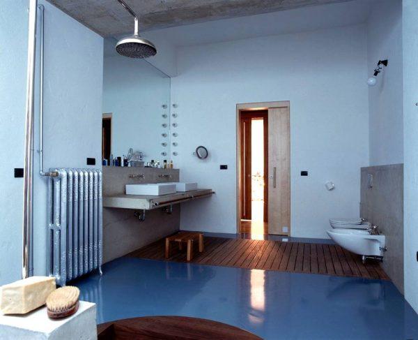 Turkish style bathroom design
