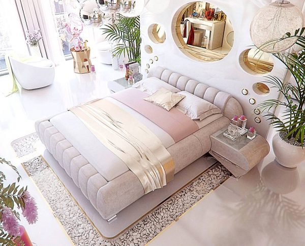 amazing pink bedroom sophistication