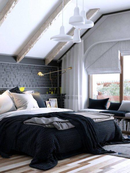 artistic bedroom decor