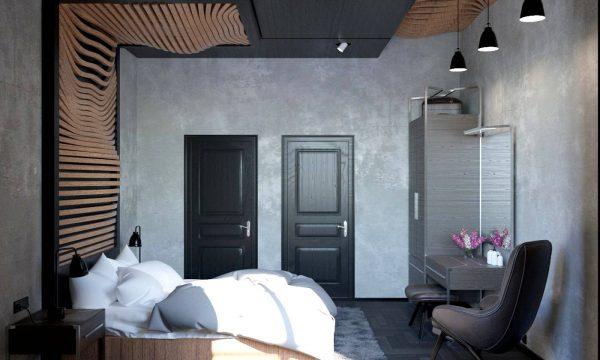 headboard centerpiece bedroom