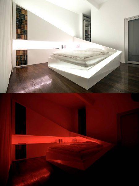bedroom mood lighting inspiration
