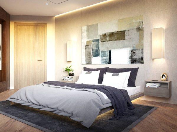 classic bedroom lighting ideas
