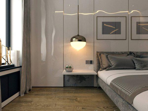 creative bedroom side table ideas