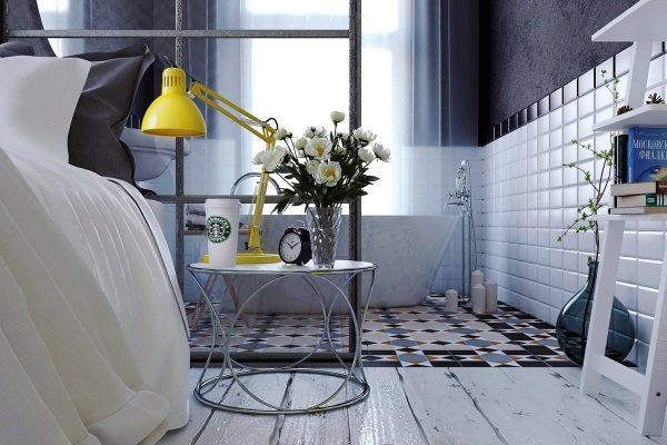 floral arrangements in modern homes
