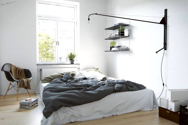 grayscale nordic decor ideas and inspiration