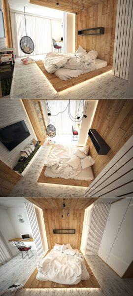 inspiring bedroom lighting ideas