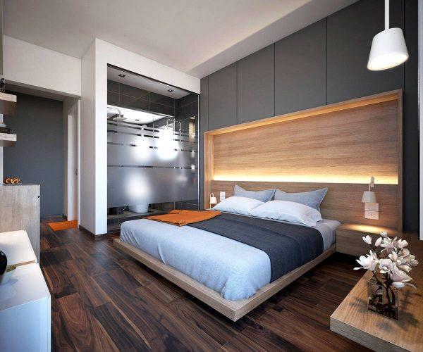 master bathroom bedroom suite