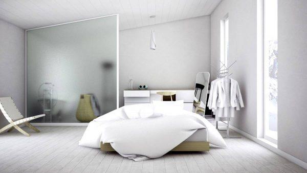 minimalistic scandinavian design ideas