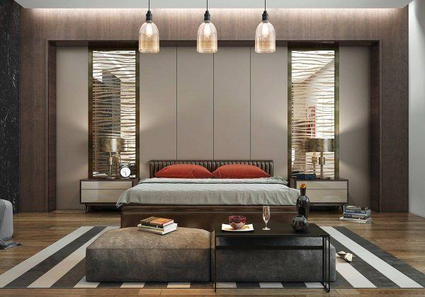 modern classic bedroom decor