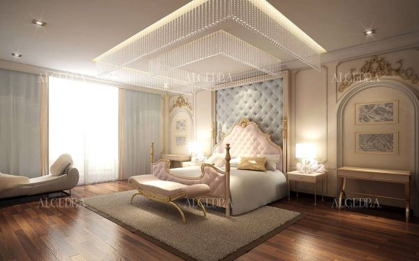 princess bedroom lighting ideas