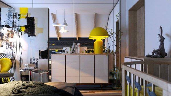 textural bedroom ideas
