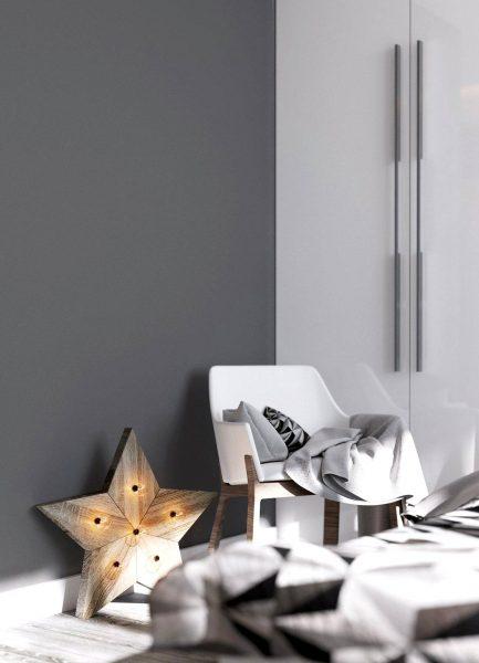 wood star DIY ideas